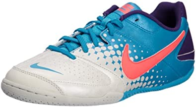 Amazon.com: Nike Nike5 Elastico - Current Blue/Hot Punch/Clu: Shoes