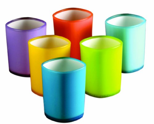Wondercraft Servin Glass Set, 260ml, 6-Pieces (Color May Vary)