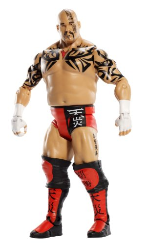 WWE Best of 2013 Tensai Figure - 1