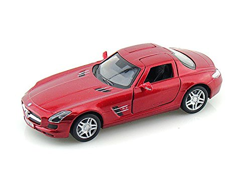 Mercedes-Benz SLS AMG 1/36 Red