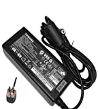 Brand New Genuine For Toshiba Satellite Pro A200 Laptop Adapter Charger Power Supply + UK Power Cord