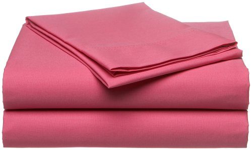 Tommy Hilfiger Pink Petal 4pc Full-Double Bedding Sheet Set