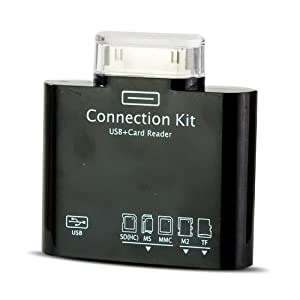 in 1 USB Card Reader OTG Camera Connection Kit for Samsung Galaxy Tab