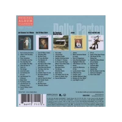 Dolly Parton 41QlfoWsUWL._SS400_