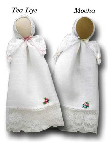 Keepsake Church Babies Keepsake Handkerchief Doll