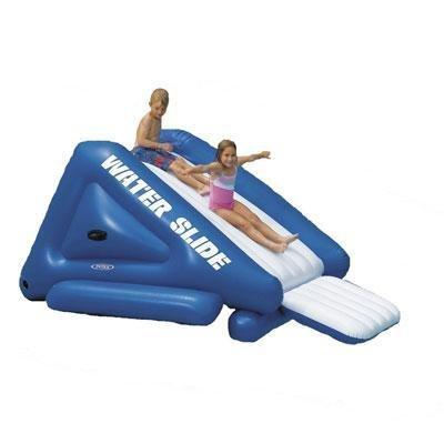 The First Blog Full Intex Kool Splash Inflatable Swimming Pool Water Slide 58851ep Rates