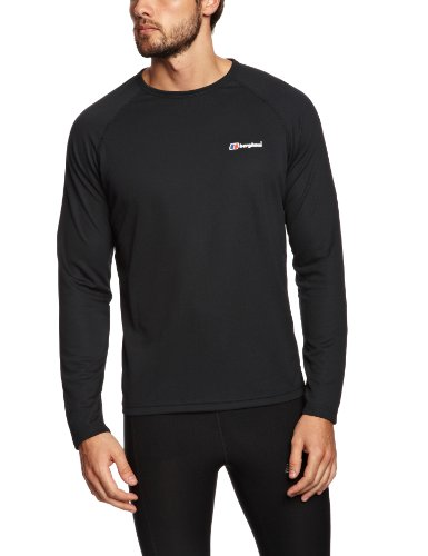 Berghaus Men's Essential Long Sleeve Crew Baselayer