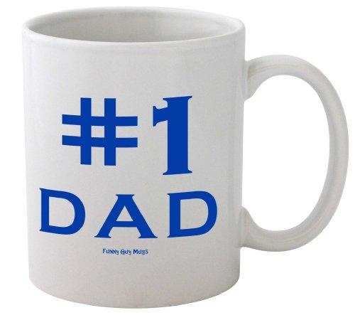 Funny Guy Mugs #1 Dad Mug