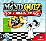 New Encore Mind Quiz-Your Brain Coach OS Windows Xp Vista Various Unique Brain Training Programs