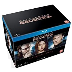Battlestar Galactica: The Complete Series [Blu-ray] [2004] [Region Free]  [1978]