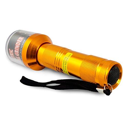 Formax420-Electric-Grinder-Tabacco-Spice-Herb-Grinder-Zinc-Alloy-Color-Send-Randomly