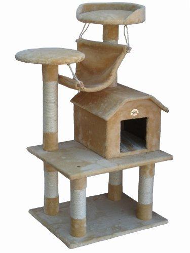 Go Pet Club 49″ Tall Cat Tree Furniture
