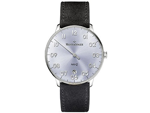 MeisterSinger reloj hombres Neo Q NQ908N