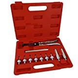 Automotive Valve Stem Seal / Seating Pliers Tool Kit Remover & Installer Case HD