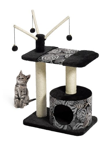 MidWest Carnival Feline Furniture, 22 by 15 by 36.25-Inch