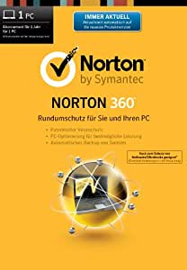 Norton 360 2014 - 1 PC [Download]
