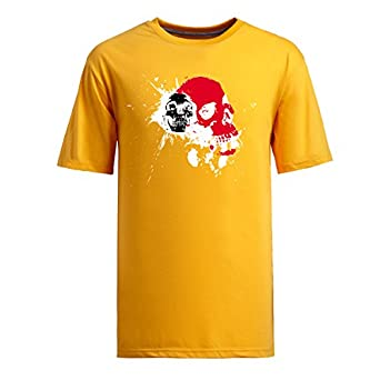 2015 fashion halloween diy t shirt for men for Amazon custom t shirts