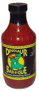 Dinosaur Bar-b-que Original Sensuous Slathering Bbq Sauce - 19 Oz from Dinosaur Bar-B-Que