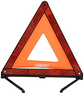 Draper 24342 Vehicle Warning Triangle