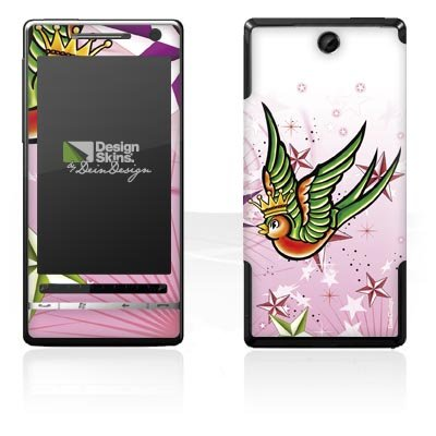 Design Skins für O2 XDA Diamond 2 - Wedding-Swallows Design Folie