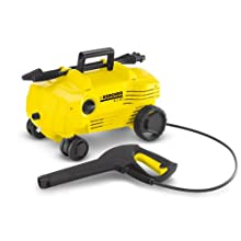 "Karcher ""Follow-Me"" Series 1500PSI Electric Pressure Washer With 15-Foot Hose, K 2.20"