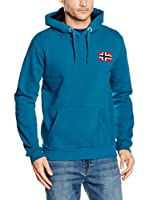 Geographical Norway Sudadera con Capucha Fondant (Azul)