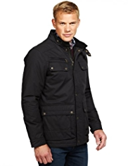 Blue Harbour Water Resistant Jacket