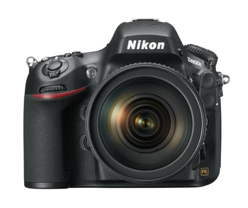 Nikon D800E DSLR Camera, Body Only