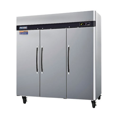 """Turbo Air Pro-77F 78€ Solid Door Reach-In Freezer €"""" Premiere Series front-627837"""