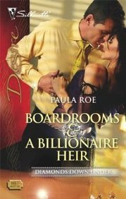 Image of Boardrooms and a Billionaire Heir (Diamonds Down Under #1867)