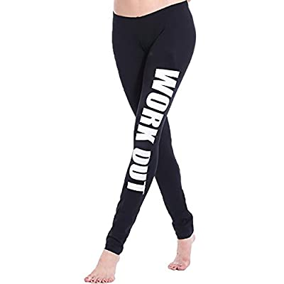 Miss Moly Womens Yoga Gym Pants Running Sports Cropped Leggings Fitness Jogging Trousers