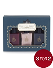 Downton Abbey® Nail Varnish Trio