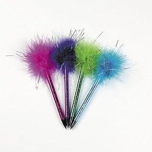 Marabou Pens (1dz)