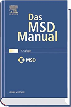 merck manual of diagnosis and therapy