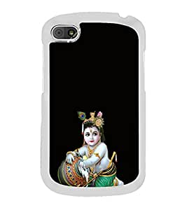 ifasho Lord Krishna stealing curd Back Case Cover for Samsung Galaxy E5