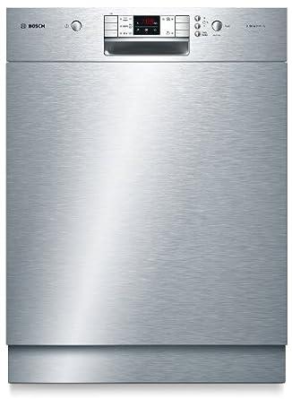 Bosch SMU50L15EU Unterbaugeschirrspüler / A+ / 12 Maßgedecke / Edelstahl / Kindersicherung / VarioSpeed