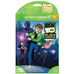 LeapFrog Tag Ben 10 Alien Force
