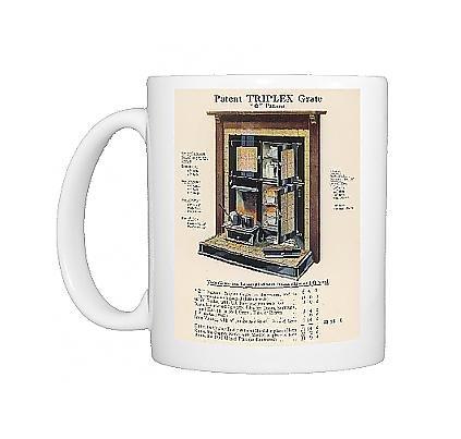 Photo Mug Of Triplex Grate C Pattern front-569626
