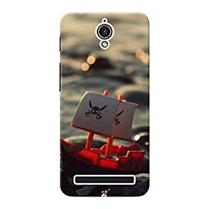 Mobile Back Cover For Asus Zenfone Go ZC500TG (Printed Designer Case)