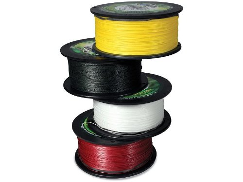 Power Pro  500 Yard Microfilament Line (50-Pound, Yellow)