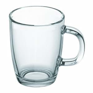 Bodum 11239-10B Mug Verre 30 Cl Transparent
