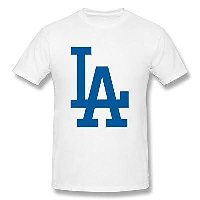 Mens Los Angeles Dodgers MLB Short Sleeve T Shirt