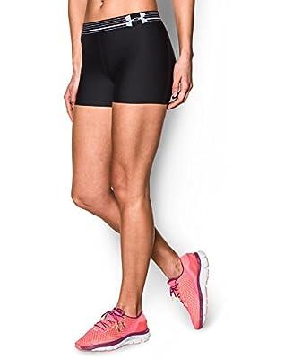 "Under Armour Women's HeatGear® Armour Long 3"" Shorts"