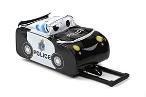 Police Car 3d Kids Wheeled Case By Higgledy Piggledy