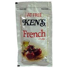 Kens Fat Free French Dressing (Case of 60)