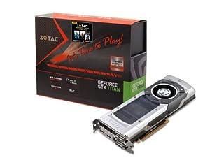 ZOTAC GeForce GTX TITAN 6GB 384-bit GDDR5 (ZT-70101-10P) by Zotac