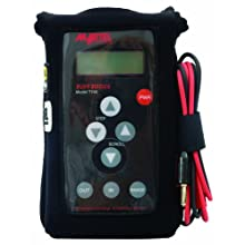 Martel T150 Frequency Calibrator with Protective Sleeve Case