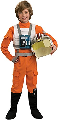 Star Wars Child's X-Wing Pilot Costume, Small