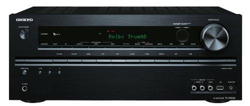 Onkyo TX-NR626 (B) 7.2-Kanal AV-Netzwerk-Receiver (WiFi, Bluetooth, 6 HDMI IN, Musikdienste, Remote App, 2 Zonen) schwarz
