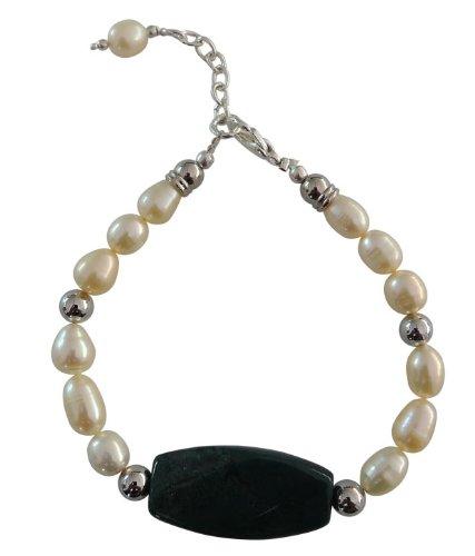 "Pearlz Ocean Desire 7.5"" Fresh Water Pearl Bracelet"